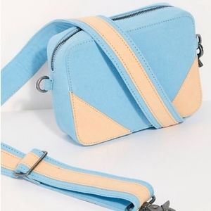 We The Free by Free People Canvas Crossbody Bag🦋